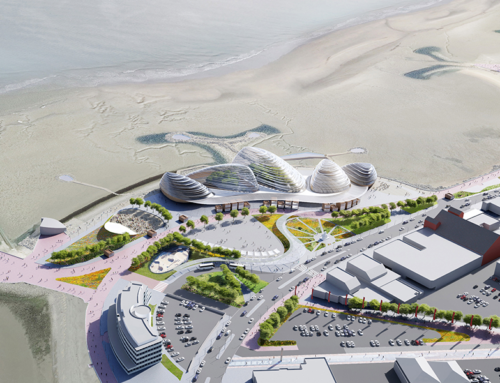 Eden for Morecambe's future – ITV